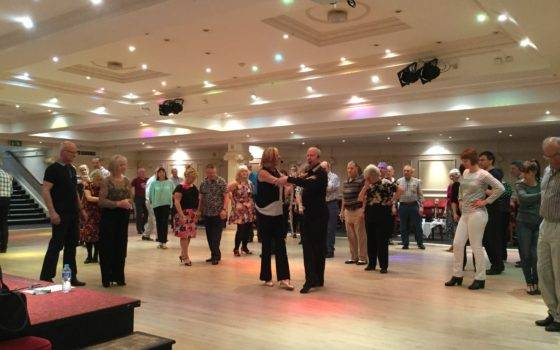 Learn Ballroom Latin and Sequence Dancing