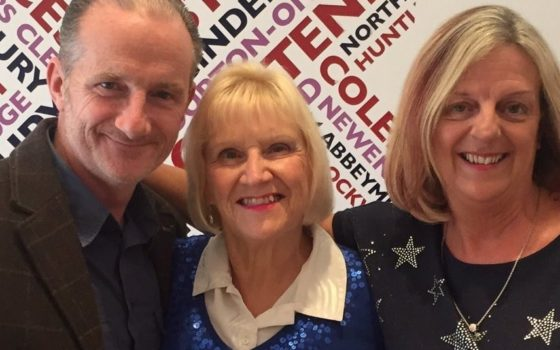 Strictly Dancing Panel at BBC Radio Gloucestershire