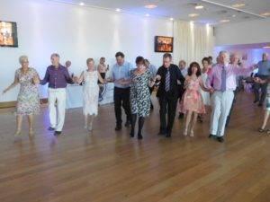 Elaine's next dance at Quedgeley community centre is Saturday 7th October