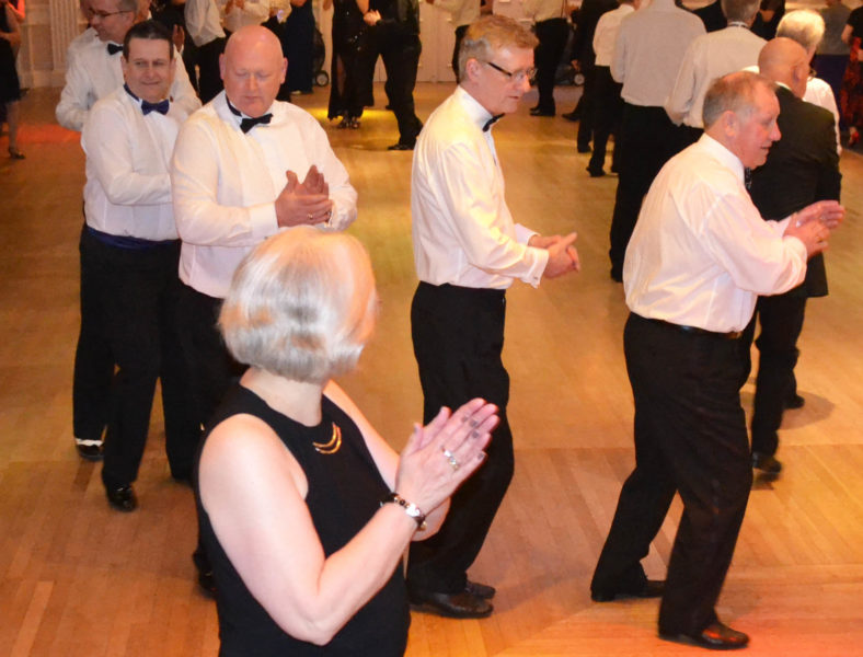 Gloucester Dance Classes with Elaine & John