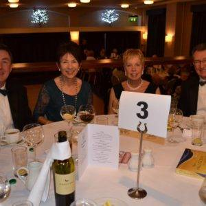 Gala Dinner Dance & Stay at The Abbey Hotel Malvern