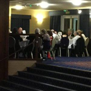 Late New Year's Dinner And Dance At The Abbey Hotel Malvern