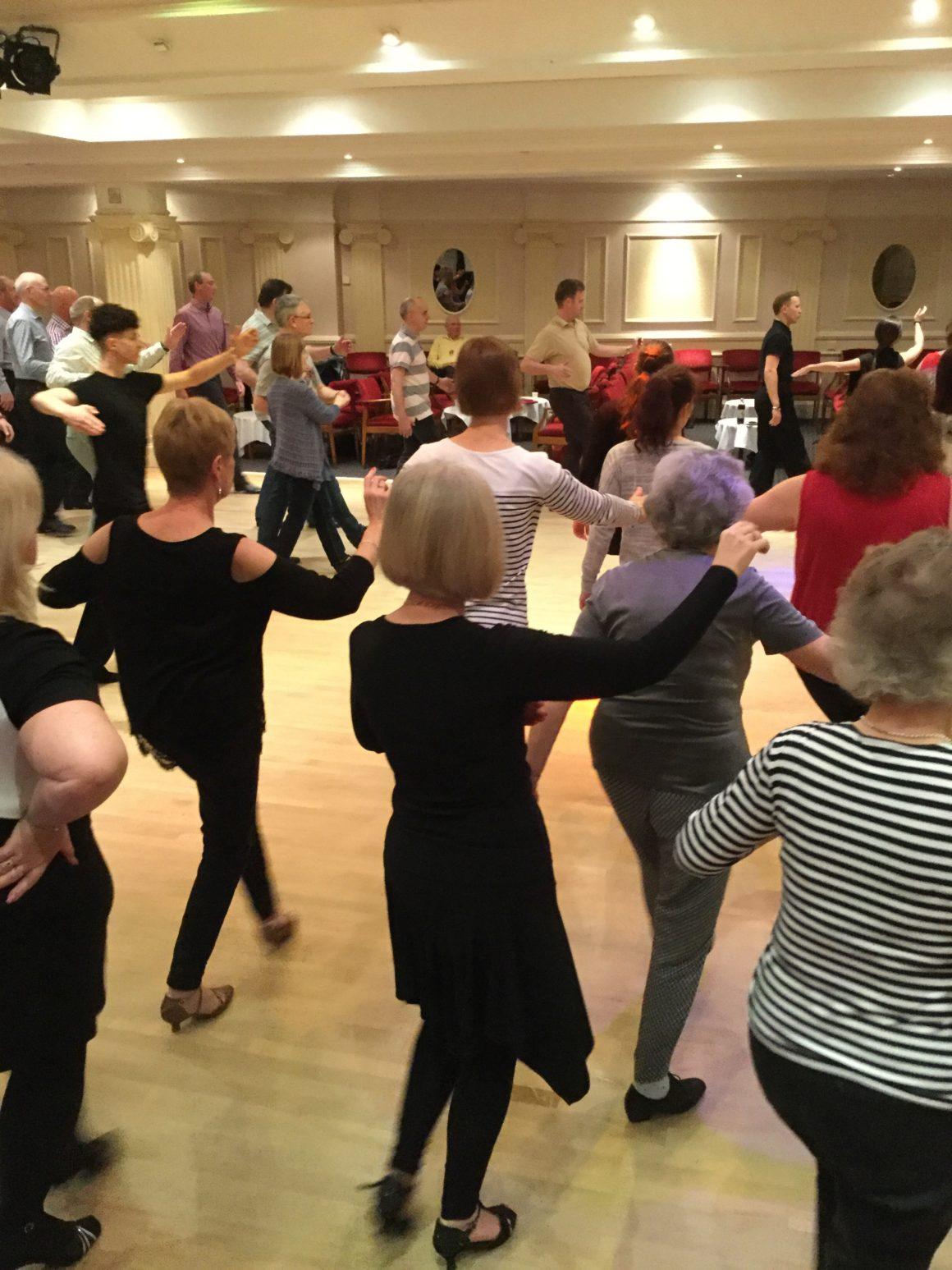 October Social Dance