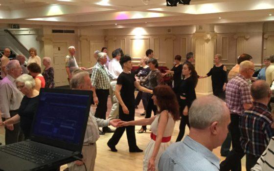 May Social Dance