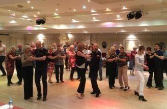 June Social Dance at Kingsway Community Centre