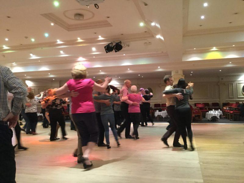 Kingsway Social Dance