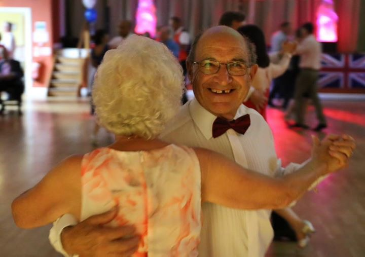 Our Next Social Dance Is On Friday 7th July