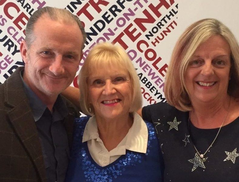 Strictly Dancing Panel BBC Radio Gloucestershire