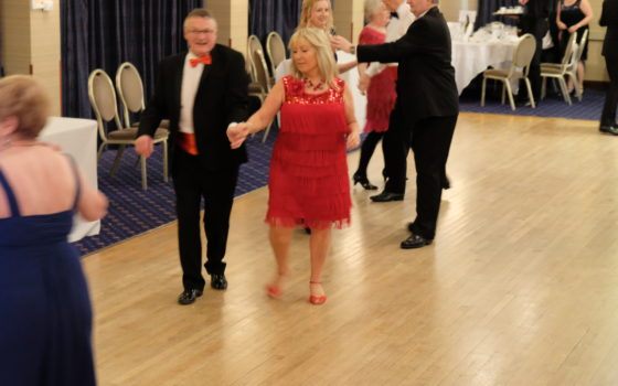Langstone Quickstep & Rumba Routines