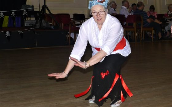 Elaine's Next Social Dance