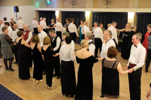 Abbey Hotel Late Gala Dinner and Dance