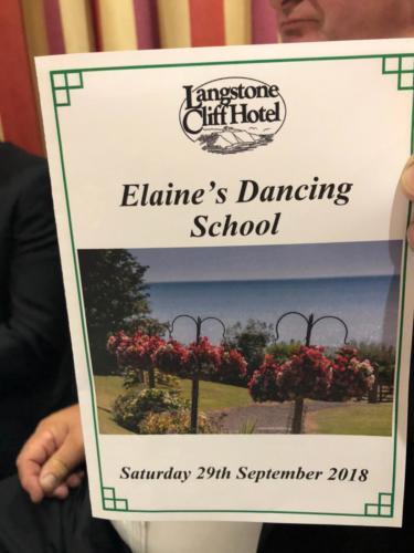 Langstone Cliff Weekend 2018